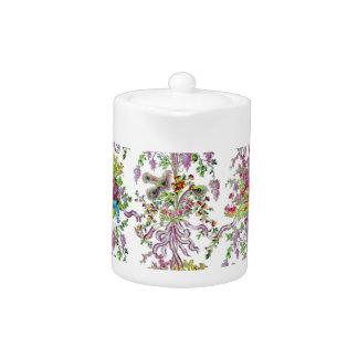 Marie Antoinette's Boudoir Teapot