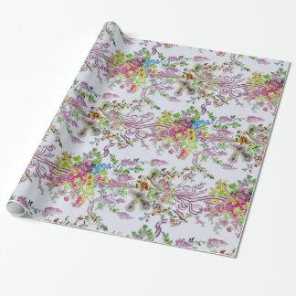 Marie Antoinette's Boudoir Wrapping Paper