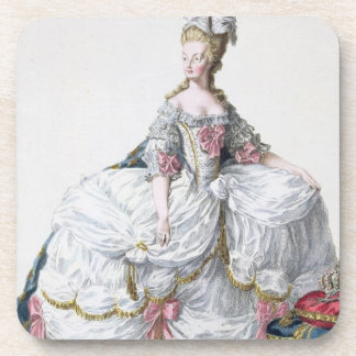 Marie Antonieta (1752-93) de 'DES Estam de Receuil Posavasos