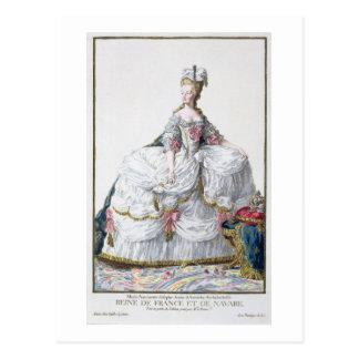 Marie Antonieta (1752-93) de 'DES Estam de Receuil Postal