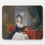 Marie-Antonieta 1788 Alfombrillas De Ratones