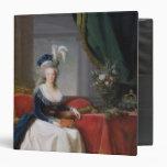 "Marie-Antonieta 1788 Carpeta 1 1/2"""