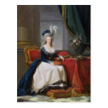 Marie-Antonieta 1788 Tarjetas Postales