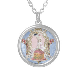 Marie Antonieta-Come el collar del encanto de la