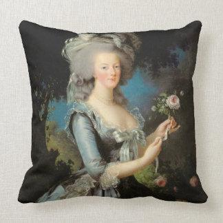 Marie Antonieta con un color de rosa, 1783 Cojín