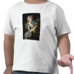 Marie Antonieta con un color de rosa, 1783 Camiseta