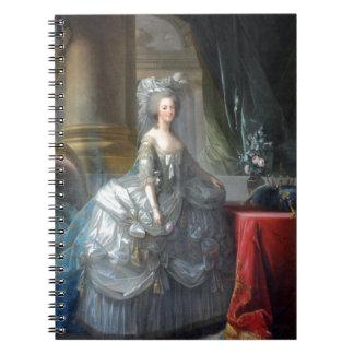 Marie Antonieta Libros De Apuntes