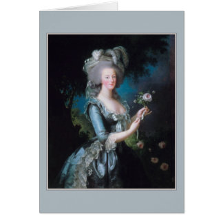 Marie Antonieta de Elisabeth Vigee-Lebrun Felicitacion