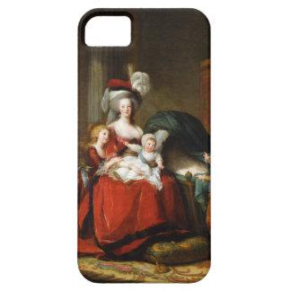 Marie-Antonieta de Lorena-Habsbourg iPhone 5 Carcasas