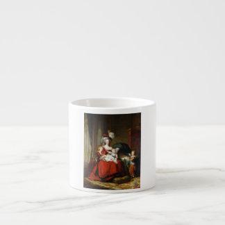 Marie-Antonieta de Lorena-Habsbourg Taza Espresso