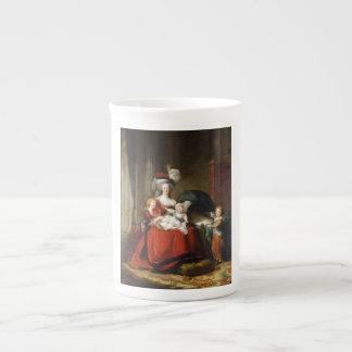 Marie-Antonieta de Lorena-Habsbourg Tazas De Porcelana