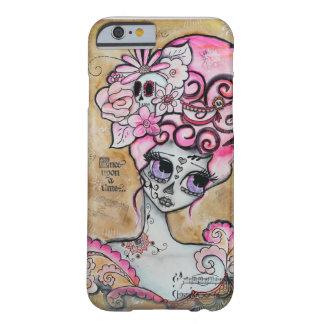 Marie Antonieta, Dia de los Muertos Funda De iPhone 6 Barely There