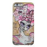Marie Antonieta, Dia de los Muertos Funda Para iPhone 6 Barely There