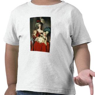 Marie-Antonieta y sus cuatro niños 1787 Camiseta