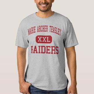 Marie Archer Teasley - Raiders - Middle - Canton Tee Shirt