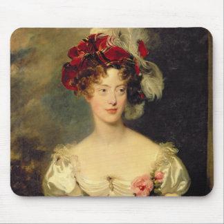 Marie-Caroline de Bourbon  Duchesse de Berry Mouse Pad