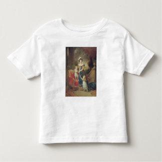 Marie-Caroline de Bourbon  with her Children Toddler T-shirt