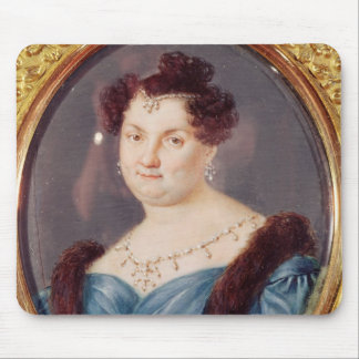 Marie-Christine de Bourbon Mouse Pad