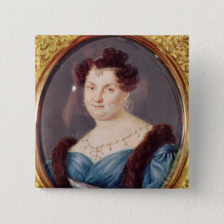 Marie-Christine de Bourbon Pinback Button