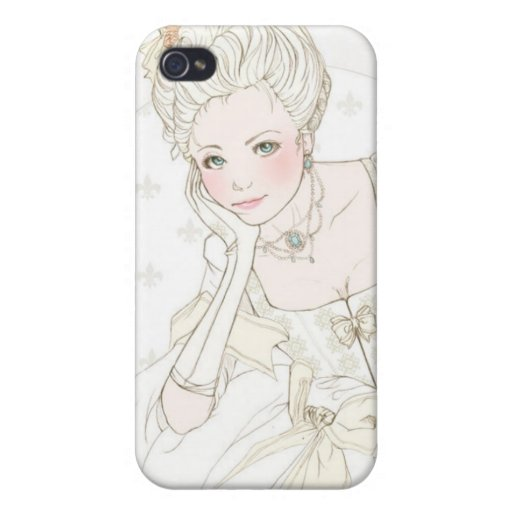 Marie Covers For iPhone 4