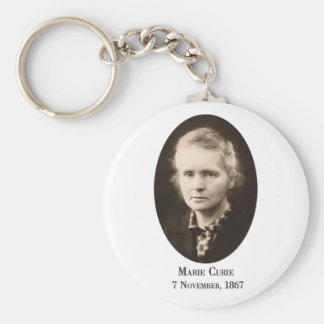 Marie-Curie Keychain