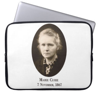 Marie-Curie Laptop Sleeve