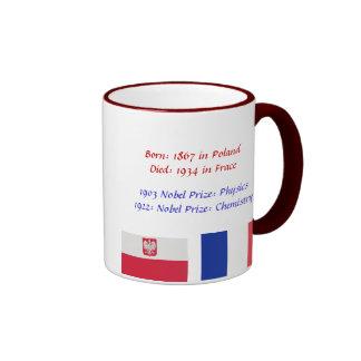 Marie Curie Mug
