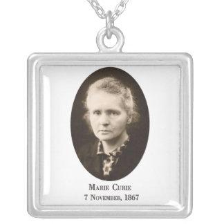 Marie-Curie Pendant