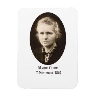 Marie-Curie Premium Magnet