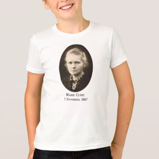 Marie Curie Youth Shirt