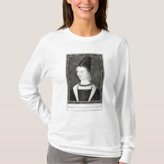 Marie d'Anjou  Queen of France T-Shirt