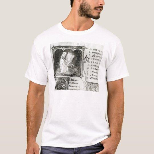 Marie de France  writing T-Shirt