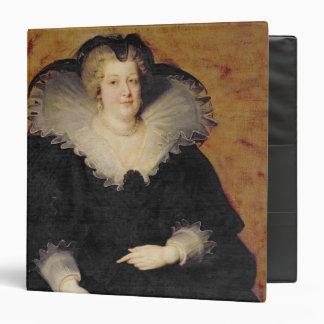 Marie de Medici, 1622 3 Ring Binder