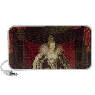 Marie de Medici en los trajes de la coronación, c. iPhone Altavoz