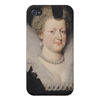 Marie de Medici iPhone 4/4S Carcasa