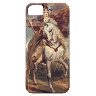 Marie de Medici, Pont-de-Ce de Theodore Gericault iPhone 5 Carcasa