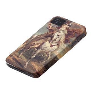 Marie de Medici, Pont-de-Ce de Theodore Gericault iPhone 4 Case-Mate Protectores