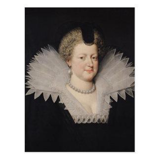 Marie de Medici Postcard