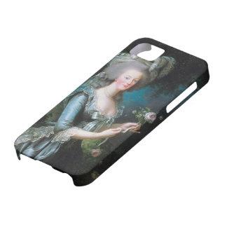 Marie elegante Antonieta Funda Para iPhone SE/5/5s