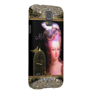 Marie French Charm Monogram Cases For Galaxy S5