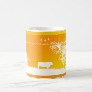 Marie-Galante island Coffee Mug