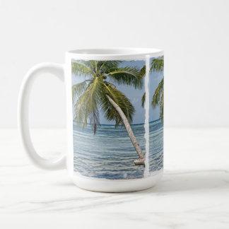 Marie-Galante island Coffee Mugs