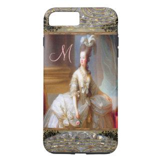 Marie inspiró IV el monograma 6/6s femenino Funda iPhone 7 Plus