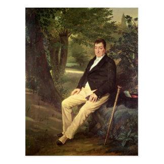 Marie-José Marquis de La Fayette Tarjetas Postales
