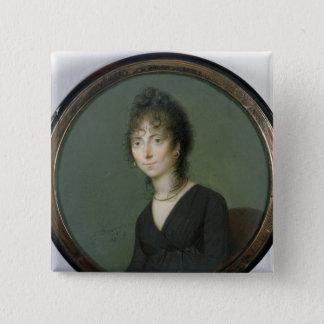 Marie-Laetitia Ramolino  1800 Button