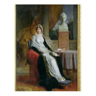 Marie-Laetitia Ramolino  1803 Post Card