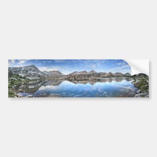 Marie Lake - John Muir Trail Bumper Sticker