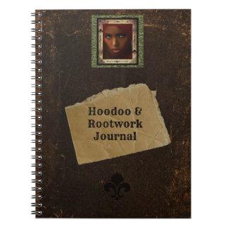 Marie Laveau Hoodoo and Rootwork Journal