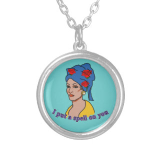 Marie Laveau I Put a Spell On You Custom Jewelry