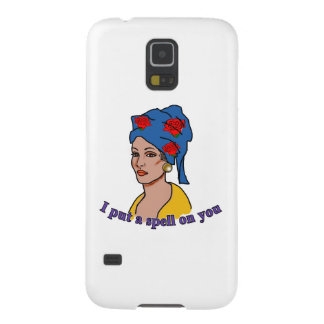 Marie Laveau I Put a Spell On You Galaxy S5 Case